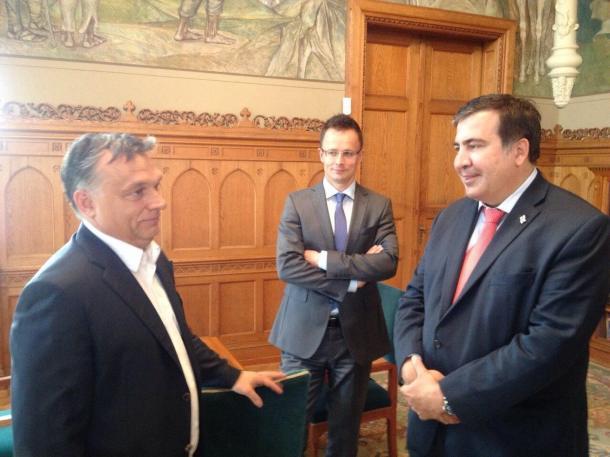Orban-Saakashvili