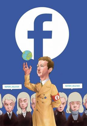 How Facebook Shifted From Service To Extortion