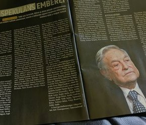 "Fidesz-controlled paper tastefully blacklisted ""Soros-mercenaries"""