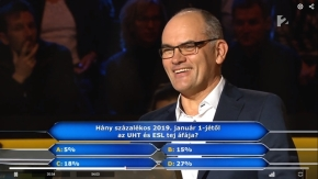 """How low is the VAT?"" – TV quiz question in the year 2019"
