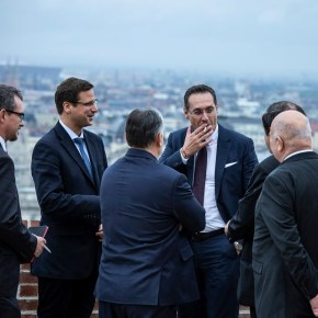 'The Strache Scandal Can't Happen Here Because We Are More Guarded' SaysMinister