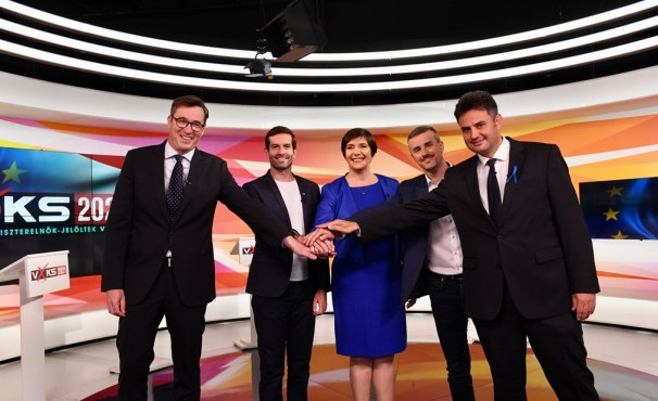 A sigh we have not seen in a decade: Televised debate of prime minister candidates of the opposition in September 2021